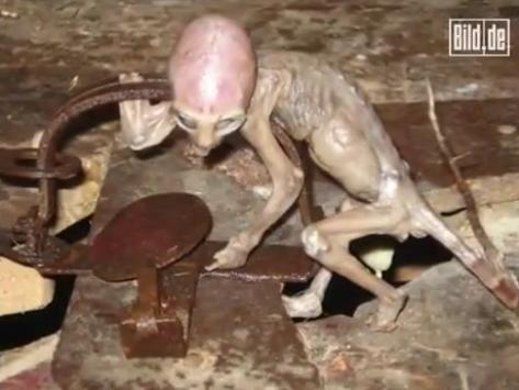 Veja as estranhas fotos de alienígenas encontradas na Deep Web - 2