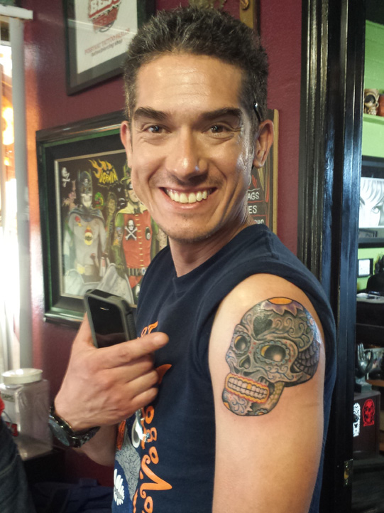 Back > Gallery For > Dirk Vermin Tattoo SeaMonkey