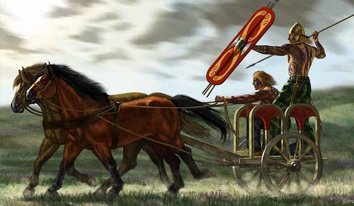 7 armas bárbaras lendárias - 5