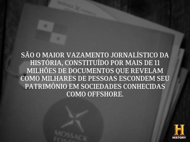 O escândalo global dos Panamá Papers - 2