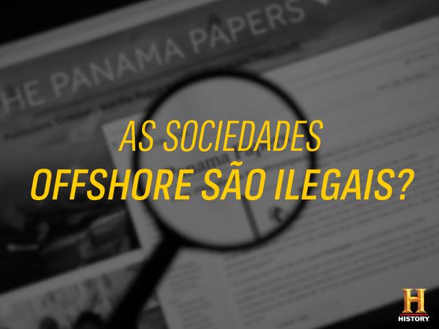 O escândalo global dos Panamá Papers - 7