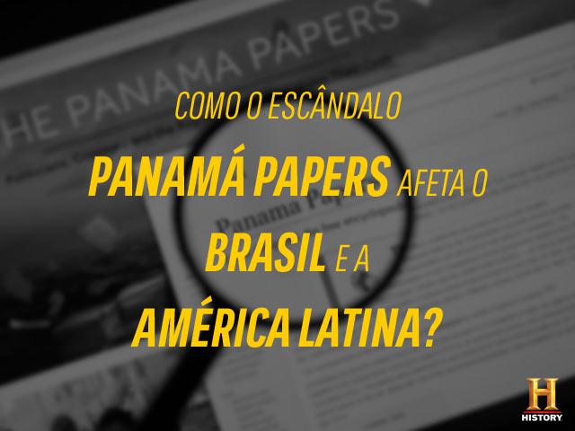 O escândalo global dos Panamá Papers - 11