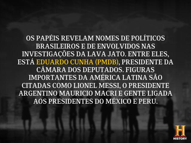 O escândalo global dos Panamá Papers - 12