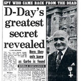 Conheça Garbo, o famoso espião da Segunda Guerra que chegou a ser condecorado por Hitler - 2
