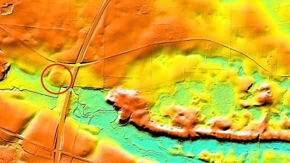 Arqueólogos encontram enorme fortaleza viking escondida na Dinamarca - 1