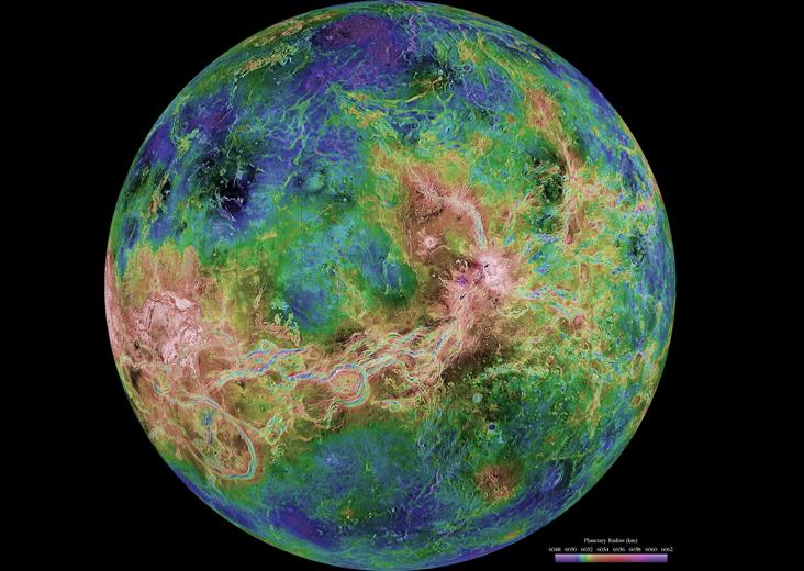 Astrofísico explica qual planeta do sistema solar é o mais ...