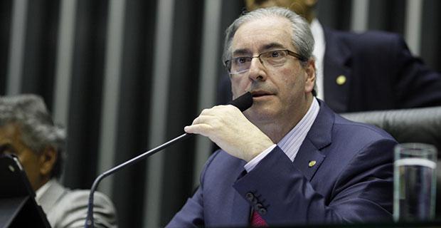 Deputado Eduardo Cunha em 2015
