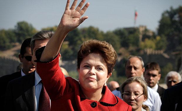 Dilma Rousseff - Valentina Petrov / Shutterstock.com