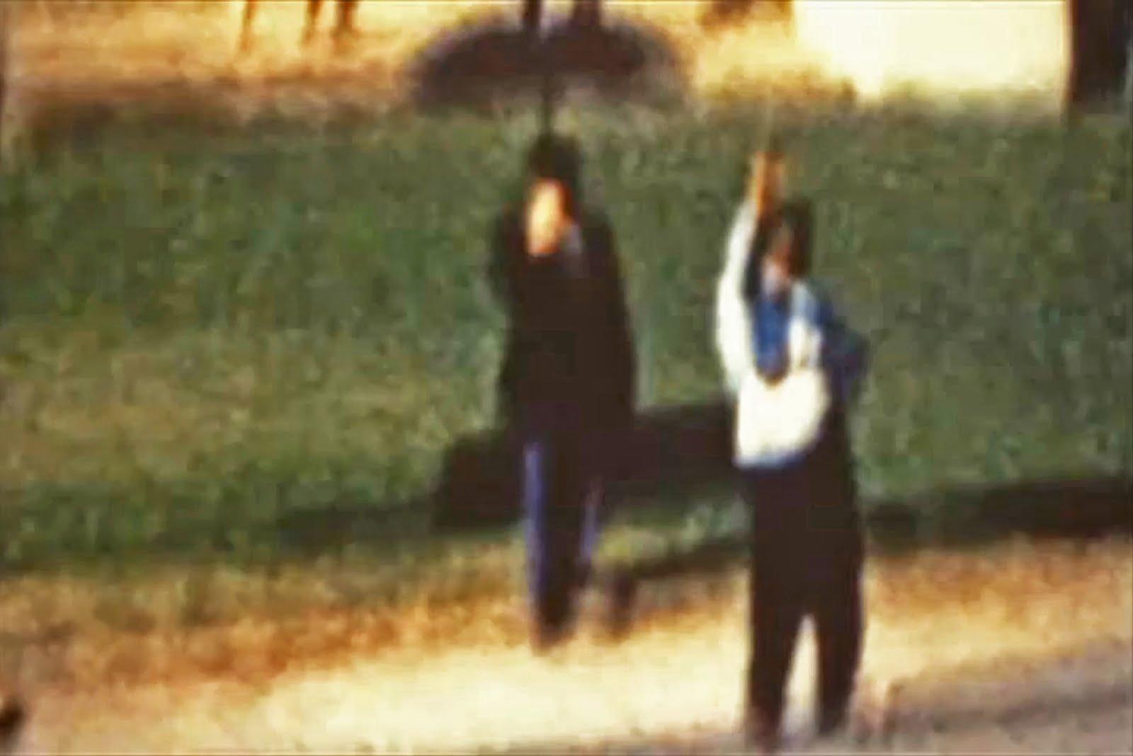Asesinato de JFK: el siniestro complot del «hombre del paraguas» - 1
