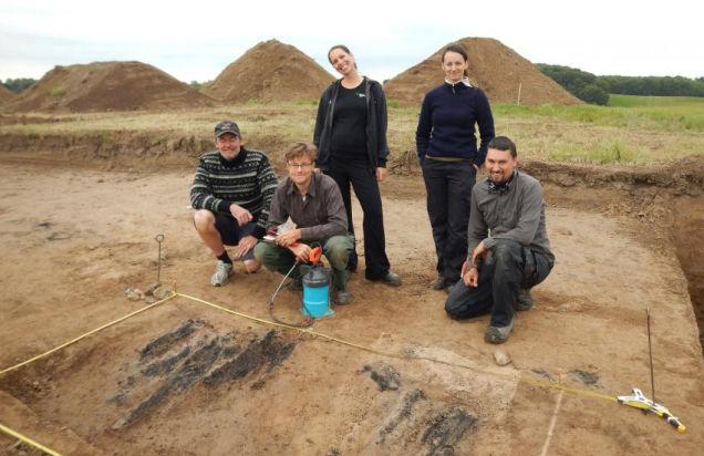 Descubren una fortaleza vikinga - 3