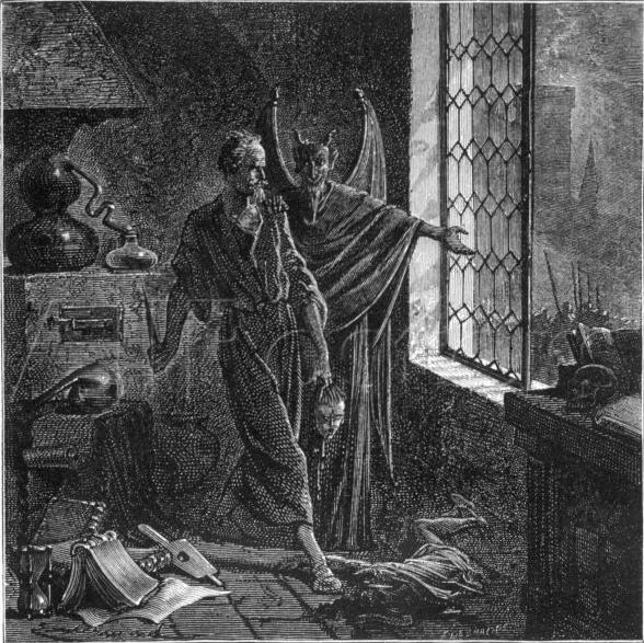 5 Famosos que hicieron un pacto con Satán!