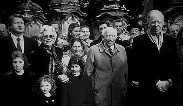 Las 5 familias que controlan el mundo - 1