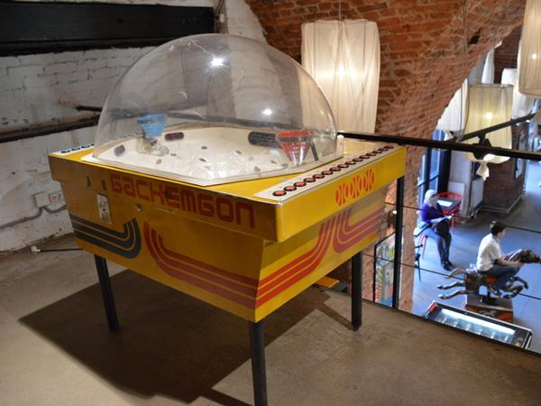 El museo soviético de los videojuegos comunistas - 1