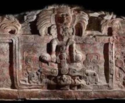 La escultura maya más espectacular jamás hallada está en Guatemala - 2