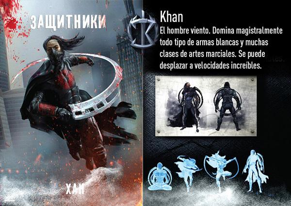 Los Defensores: nueva generación de superhéroes rusos que hace furor en el mundo - 4