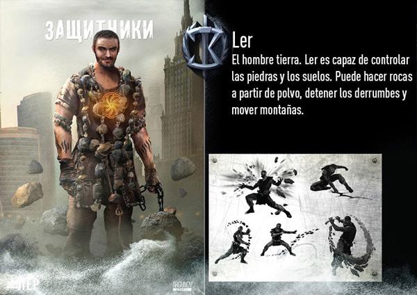 Los Defensores: nueva generación de superhéroes rusos que hace furor en el mundo - 3