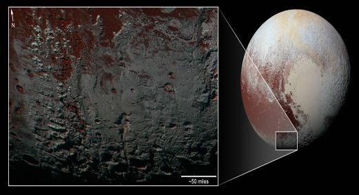 Podría haber un océano habitable en Plutón - 1