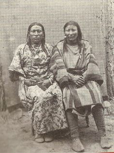 Los nativos americanos reconocían cinco géneros sexuales  - 1