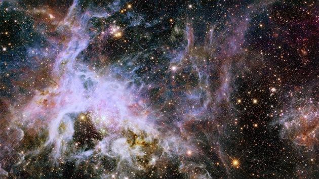 Resultado de imagen de Finalmente, el universo se enfrió hasta un punto en que la fusión dejó de generar estos elementos básicos,