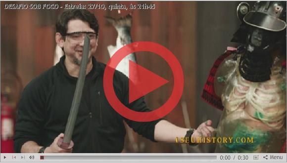Conheça os maiores espadachins da história - 1