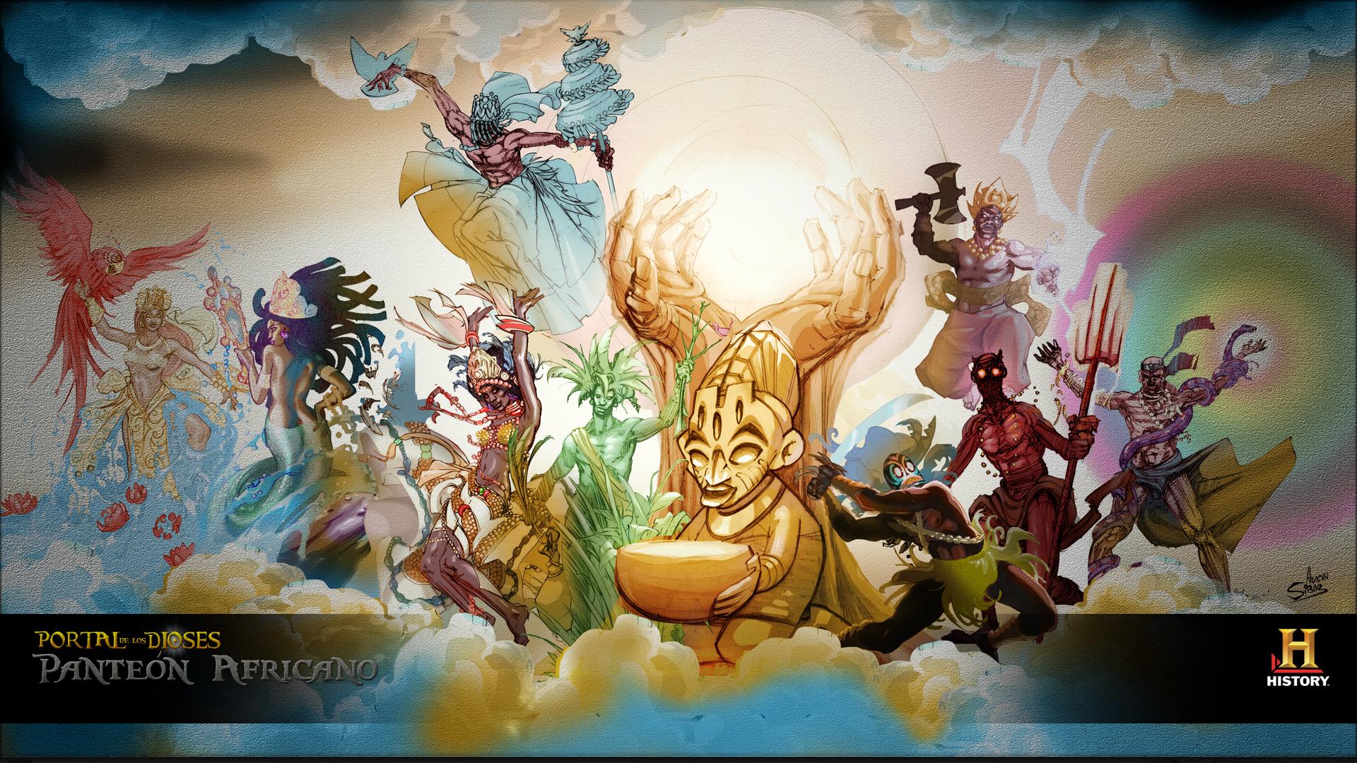 Wallpapers Mitologicos Hd De History Para Tu Escritorio En Taringa
