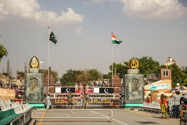 INDIA PAKISTÁN