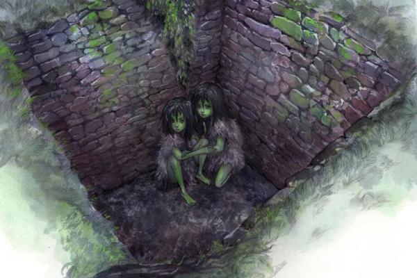 Los niños verdes de Woolpit, un misterio del Medioevo que aún desconcierta a la ciencia - 1