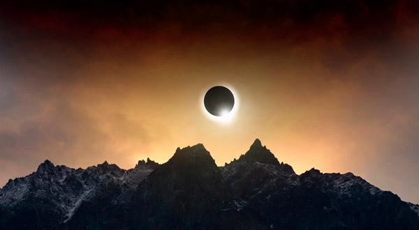 Un eclipse bíblico