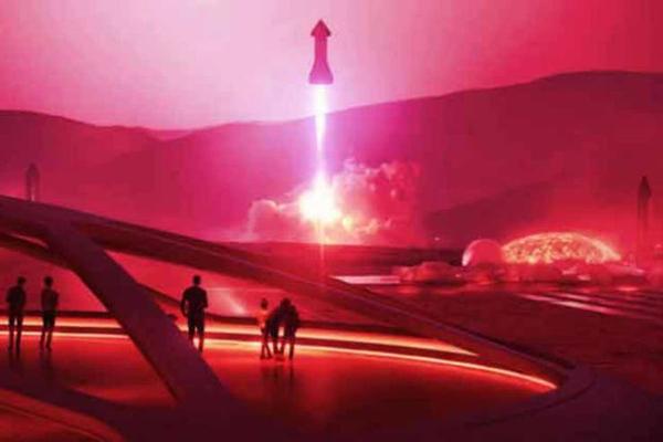Assim serão as casas que Elon Musk pretende construir em Marte - 2