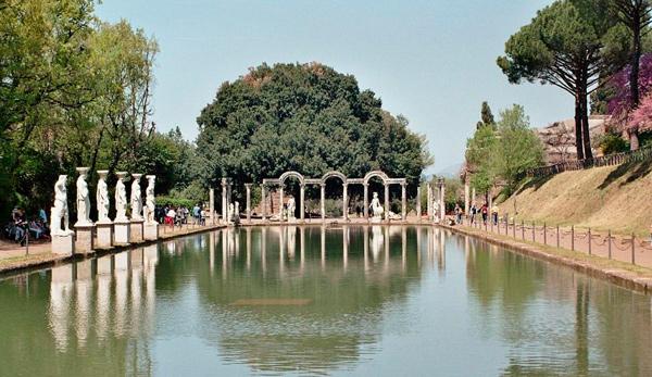 .VERANEO EMPERADORES ROMA