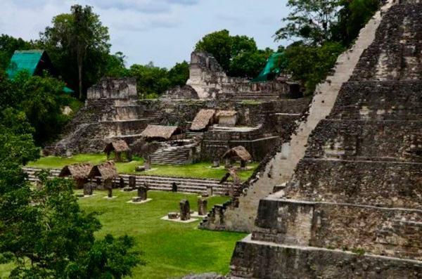 Develan el misterio en torno a una de las ciudades mayas más grandes - 1