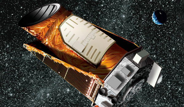 La sonda espacial keppler