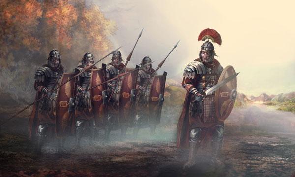 LegionesRomanos