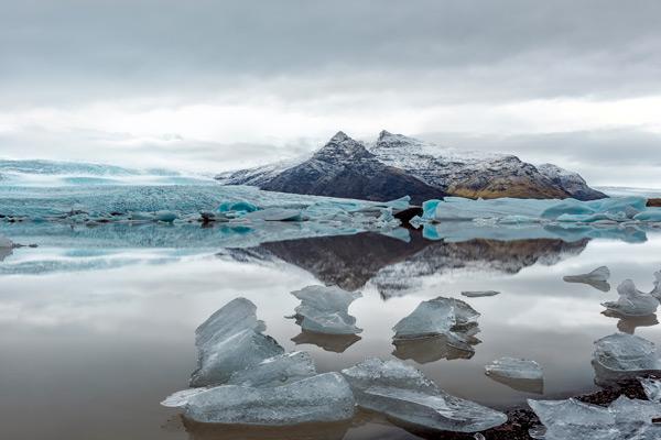 El derretimiento en Groenlandia y Antártida acrecienta el peligro de inundaciones en el planeta - 1