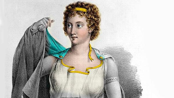 Agnódice, la médica que provocó una revolución femenina en la antigua Grecia - 1