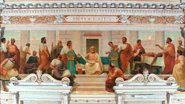 Agnódice, la médica que provocó una revolución femenina en la antigua Grecia - 2