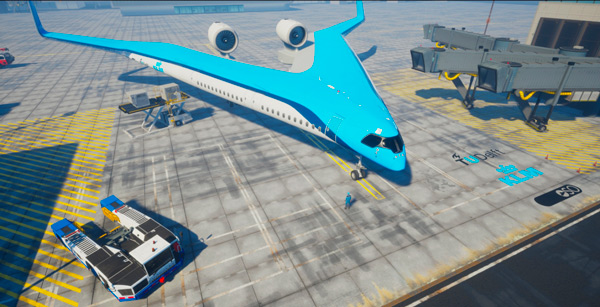 AVION.FUTURO.KLM