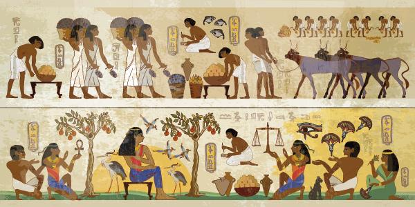 EGIPTO BOCA MOMIA
