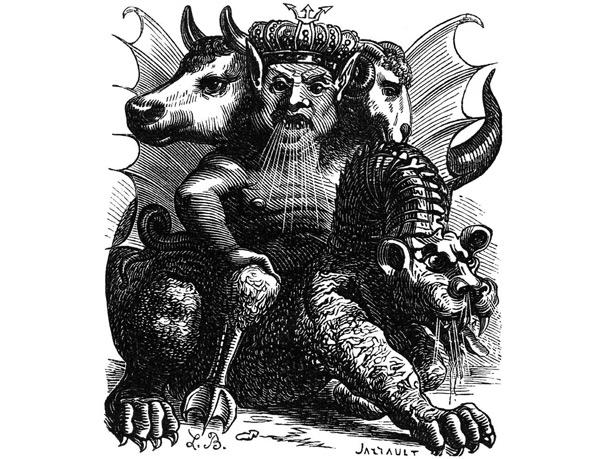 Los demonios más terroríficos de la historia - 4