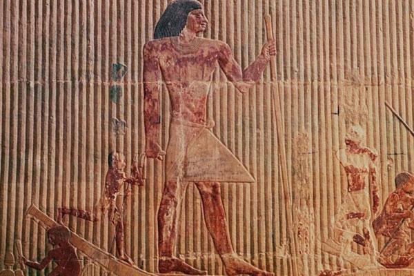 Intimidad en el Antiguo Egipto