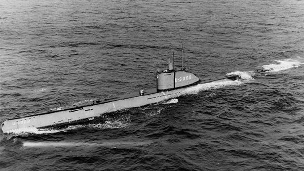 Los misteriosos objetos submarinos que desorientaron a la Marina de Guerra argentina - 1