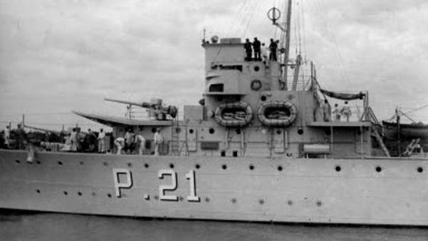 Los misteriosos objetos submarinos que desorientaron a la Marina de Guerra argentina - 3