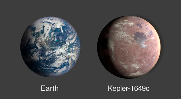 Tierra, Kepler-1649c