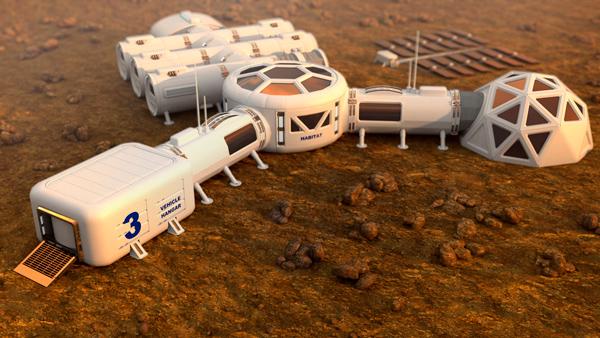 Las celebridades que son dueñas de terrenos en Marte y la Luna - 1