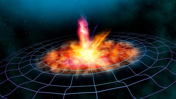 Usan 'cronómetros del universo' para detectar ondas gravitacionales de baja frecuencia - 1