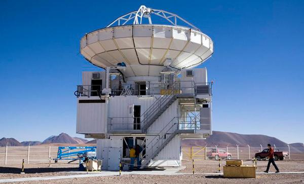El proyecto astronómico que sitúa a la Argentina en la vanguardia mundial - 1