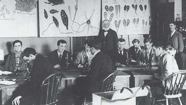 William James Beal comenzó el experimento en 1879.