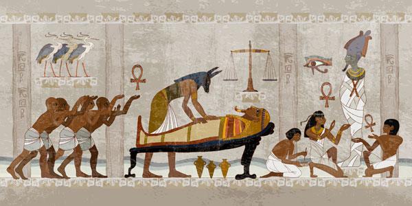Estos son los dioses egipcios más aterradores - 1