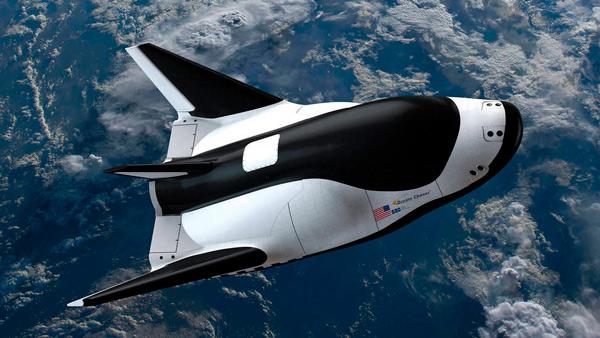 Este es el avión espacial que competirá con SpaceX en 2022 - 1