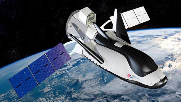 Este es el avión espacial que competirá con SpaceX en 2022 - 2
